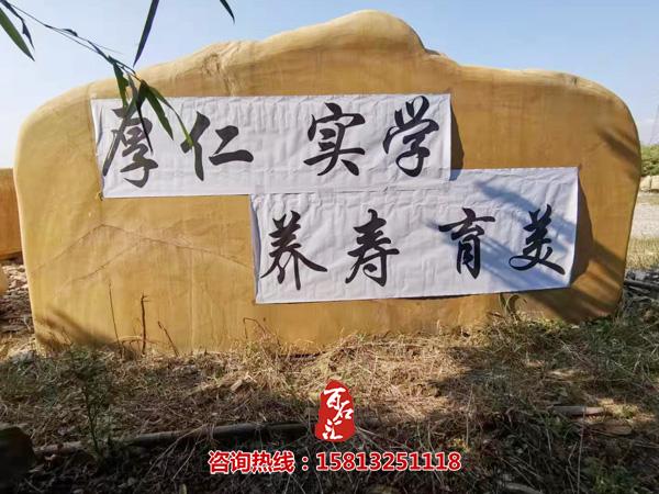 刻字校园文化石--杨寿中学 (6).JPG